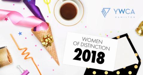 Women of Distinction Awards 2018