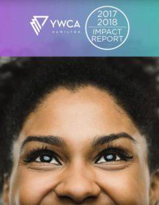 YWCA Hamilton Impact Report 2017-2018