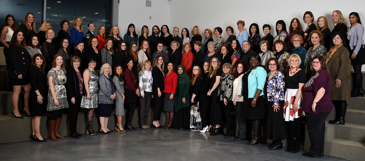Women of Distinction nominees 2019