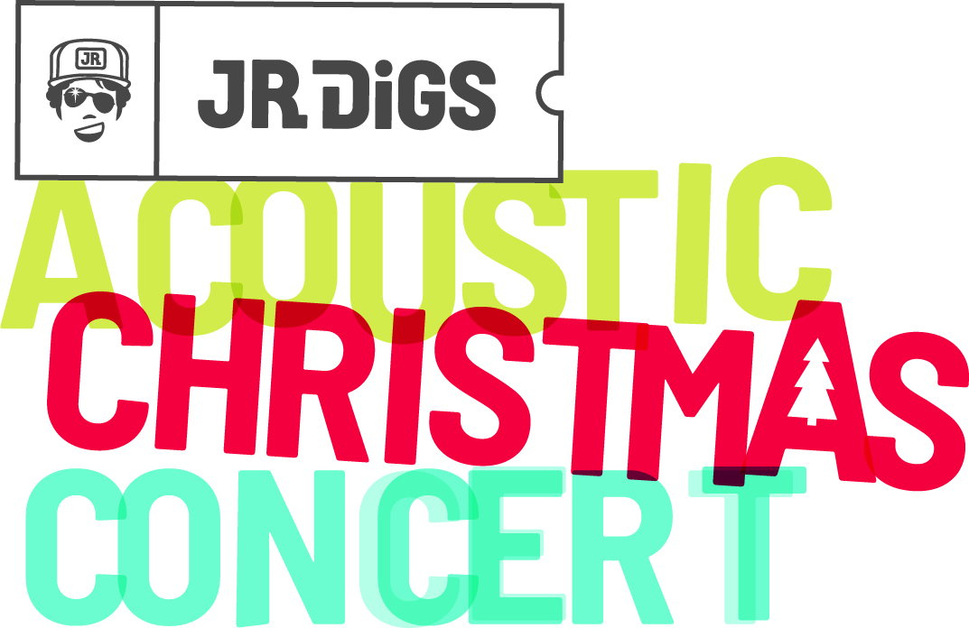 Photo says JR DiGS Acoustic Christmas