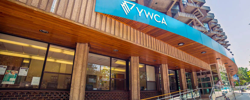 Exterior of YWCA Hamilton