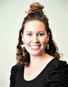 Victoria Charron, 2020 Olga Cloke Bursary Recipient